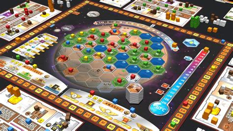 The Mars Monopoly terraforming mars one of the greatest board in the