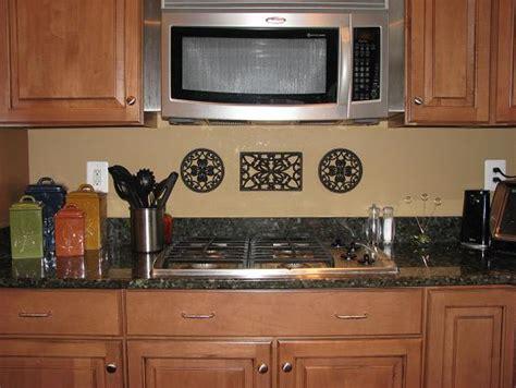 multi color backsplash tile ceramictec multi color tumbled slate kitchen backsplash