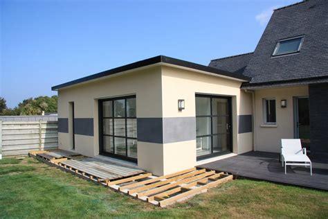 Agrandissement Maison Pas Cher 2702 by Extension De Maisons 224 Brest Et Finist 232 Re