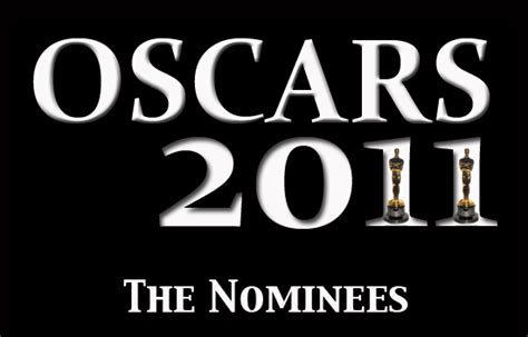 Oscar Nominees Speak Out On Their Nominations by Oscar Nominations 2011 Muse