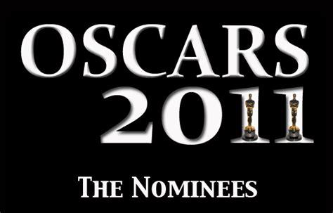 film oscar nominations 2011 oscar nominations 2011 movie muse