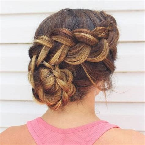 Formal Pin Up Hairstyles by 40 Most Delightful Prom Updos For Hair In 2018
