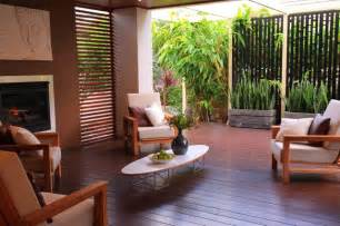 Bali Style Home Decor Bali Style Retreat Asian Deck Other Metro By