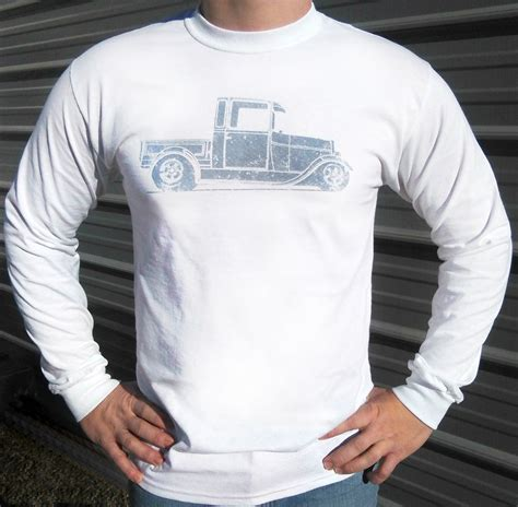 design t shirt front and back new port engineering white long sleeve t shirt vintage
