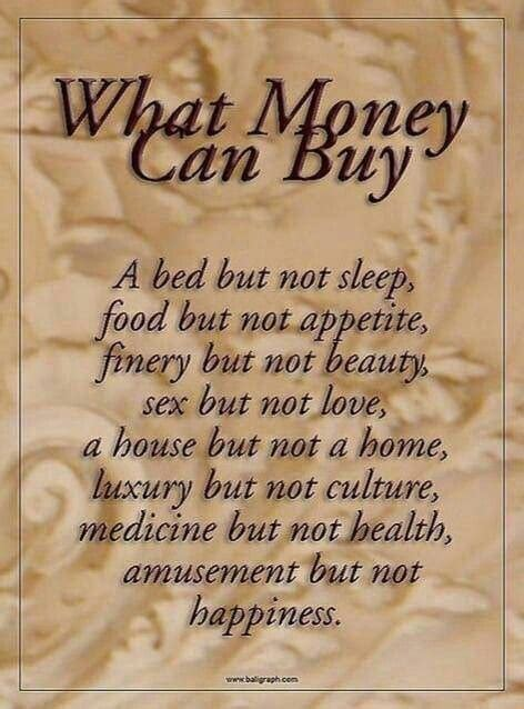 money can buy a house but not a home priorities moveme quotes