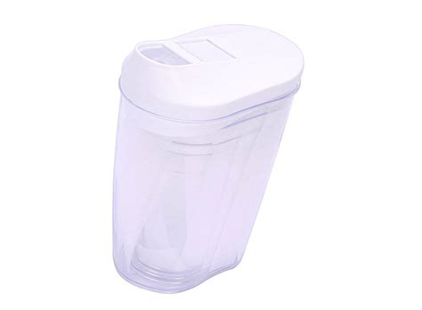 kitchen storage containers with lids pcs pourable kitchen storage containers set lids clear 5