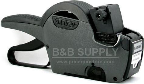 shop equipment price guns label garvey price gun how to load a garvey price gun