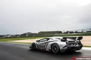 Lamborghini Sesto Veneno Lamborghini Veneno And Sesto Elemento At Vallelunga