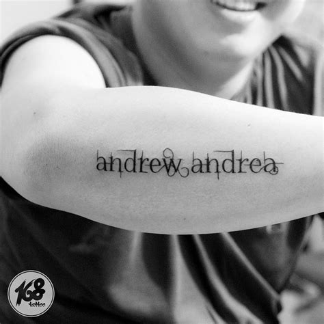 tattoo name lettering 1000 ideas about name tattoos on pinterest kid name
