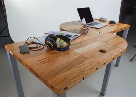 Kickstarter Desk by Unique Modulos Modular Desk Hits Kickstarter
