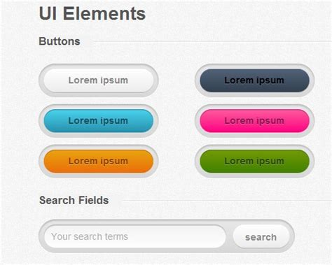 12 modern stylish css3 buttons web graphic design 25 css3 free buttons for designers creative nerds