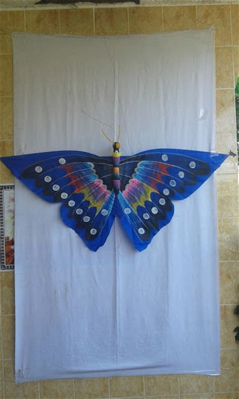 Layangan Hias Kupu Kupu Mini layangan burung layangan naga layangan kupu kupu