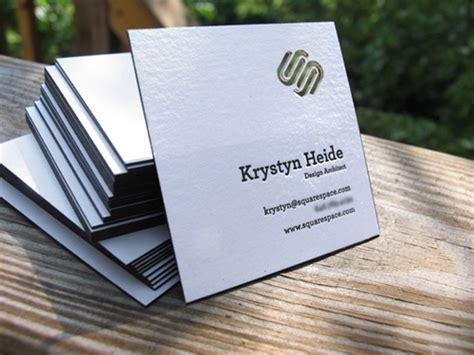 Squarespace Business Cards
