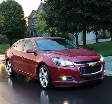 Chevy Malibu 2lt by Auto Review Safer Techier Stylish 2014 Chevrolet