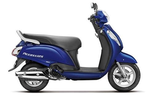 Mileage Of Suzuki Access 125 2016 Suzuki Access 125 New Model All Details Here