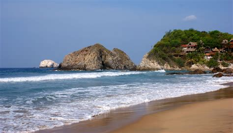 Playas Nudistas En Mexico   panoramio photo of playa nudista zipolite oaxaca by mel