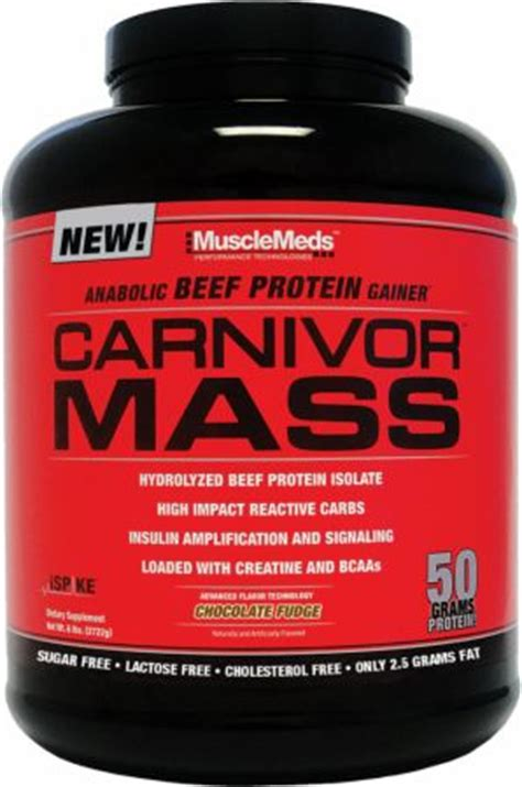 Best Supplement For Fitness Musclemeds Carnivor Beef Amino Carnivor 3 carnivor mass by musclemeds at bodybuilding best prices on carnivor mass