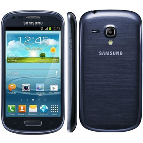 Samsung S3 Mini samsung galaxy s iii mini gt i8190 8 gb pebble blue unlocked smartphone 8806085337220 ebay