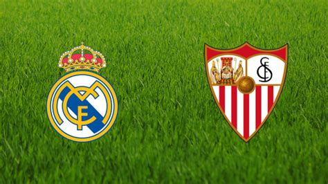 real madrid ipwoi real madrid vs sevilla fc 1996 1997 footballia