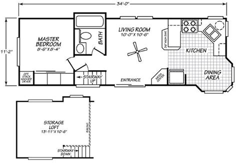 bridgeport floor plan park model homes washington