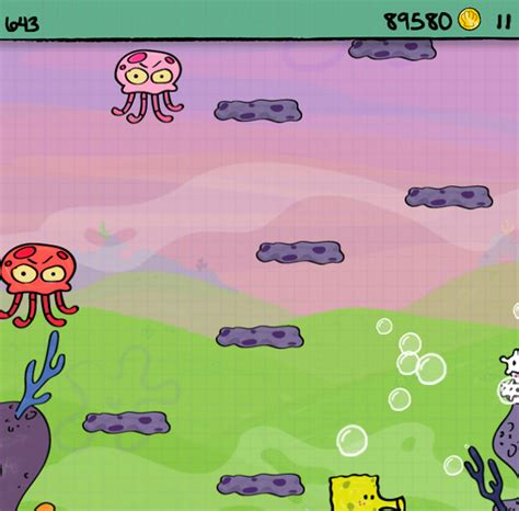 doodle jump spongebob apk free apk mania android html autos weblog