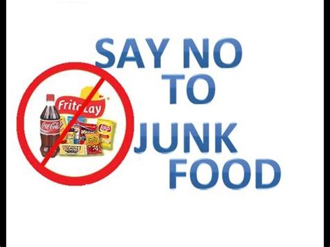non dangerous challenges how to eat healthy and stay away from junk food