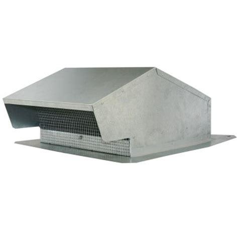 Cupola Cap Flush Mounted 10 Quot Galvanized Metal Roof Cap