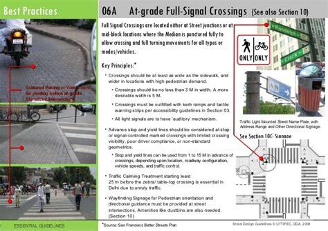 design criteria utah street design guidelines uttipec 2011 printer friendly