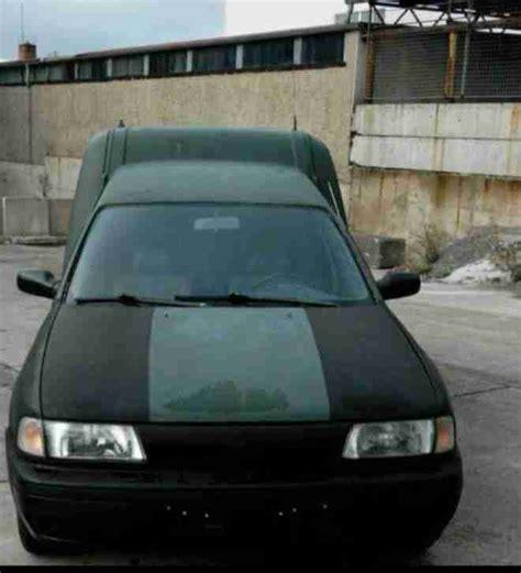 Auto Günstig Im Unterhalt by Nissan Sunny Y10 Kasten 1 7 Diesel Mit Lkw Tolle