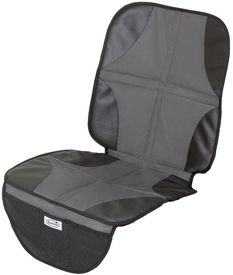 summer infant car seat protector summer infant duo mat car seat protector liner black grey