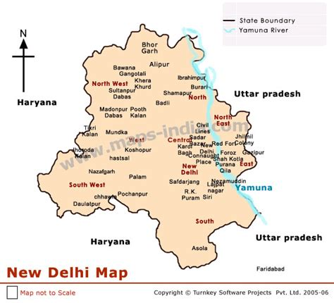 political map of delhi 2 232 me jour delhi udaipur 183 made in india