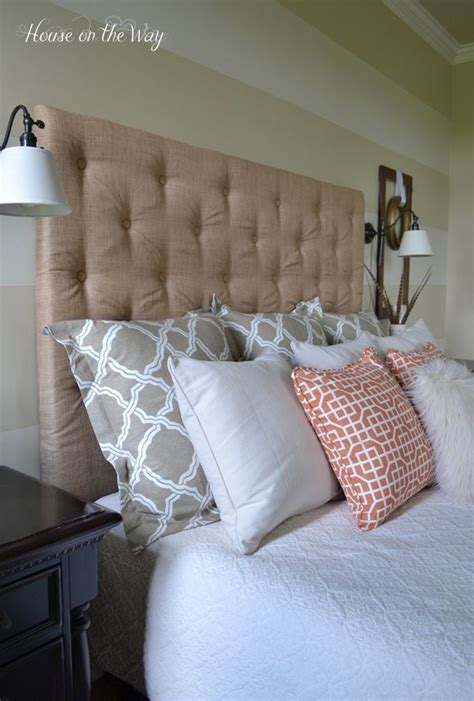 Diy Tufted by Diyrectory How To Make A Diy Tufted Headboard For