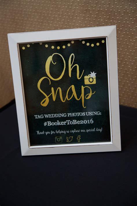 creating  wedding hashtag todays bride