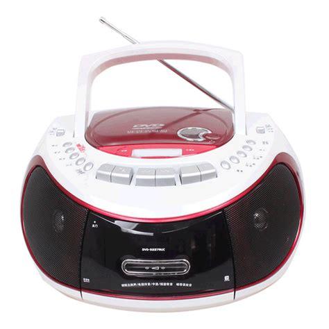 Cd Player Usb Mobil aliexpress buy audio portable dvd cd player usb sd player radio cassette recorder