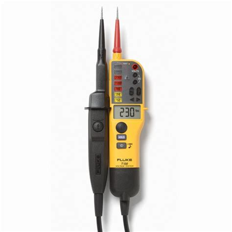 Chrome Chandeliers Clearance T130 Fluke T130 Electrical Tester Voltage And