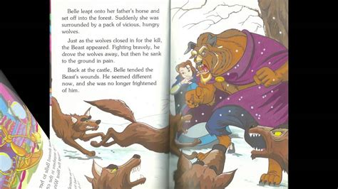 and the beast book report me reading quot and the beast quot disney ladybird book