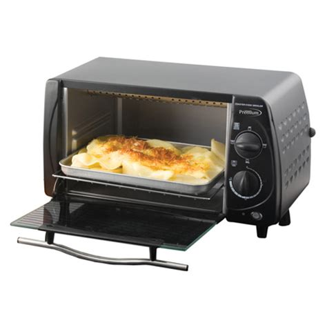 The Best Small Toaster Oven Premium Appliances 4 Slice Personal Toaster Oven Broiler