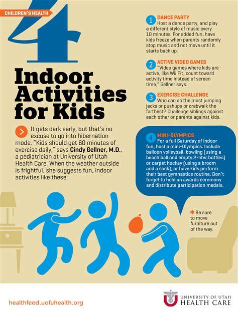 4 indoor activities for
