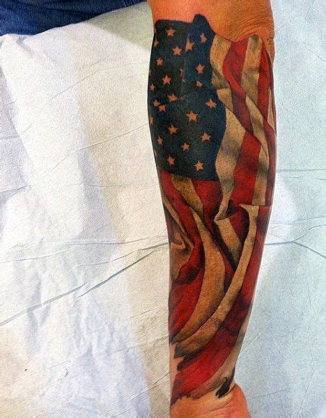 american quarter sleeve tattoo mens american flag sleeve tattoos tattoo pinterest