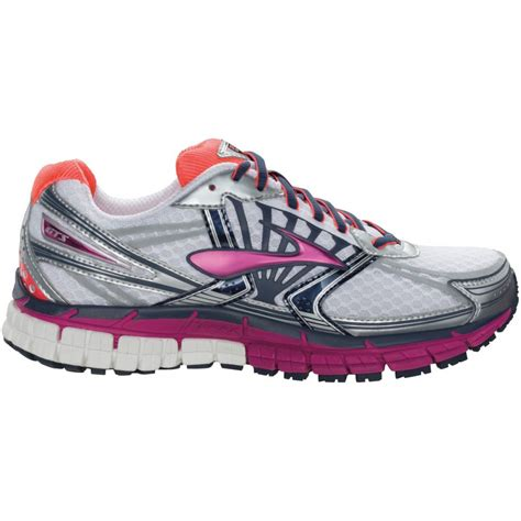 wide womens running shoes adrenaline gts 14 road running shoes d width wide