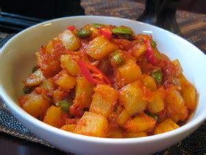 membuat kentang goreng sehat cara membuat sambal goreng kentang menu makanan sehat