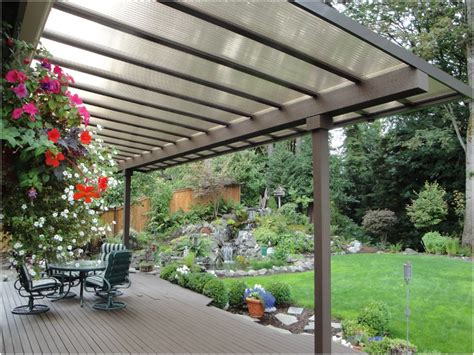 patio covering options patio cover material options elegantly 187 melissal gill