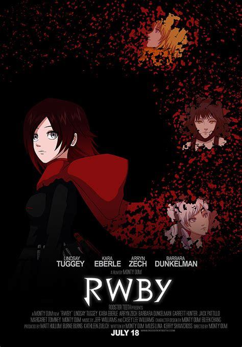 Deus Ex Movie Rwby Movie Poster Ii By Isher Wood On Deviantart