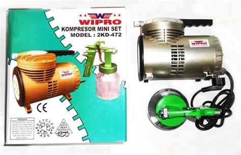 Alat Semprot Tanaman Mini jual kompresor mini dengan spraygun untuk ngecat sahabat