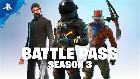 fortnite jacksepticeye slicedbrain fortnite battle pass season 3 announce