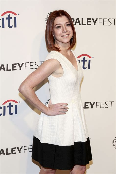 Alyson Hannigan At How I Met Your by Alyson Hannigan At How I Met Your Farewell In