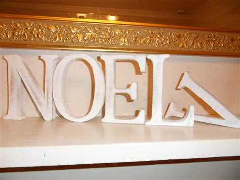 noel wood letters sorella home and interiors boutique shop