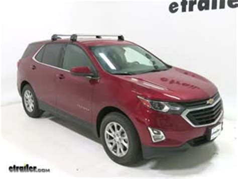 2018 Chevy Equinox Side Rails by For Etrailer