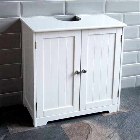 Bathroom Cabinet Single Double Door Wall Mounted Tallboy Bathroom Storage Ebay