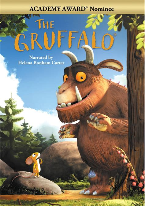 the gruffalo u s release of the gruffalo dvd the toy book